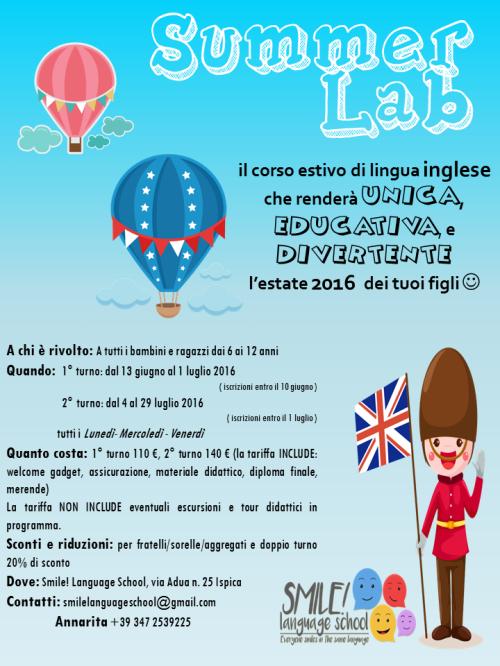 summer lab 1